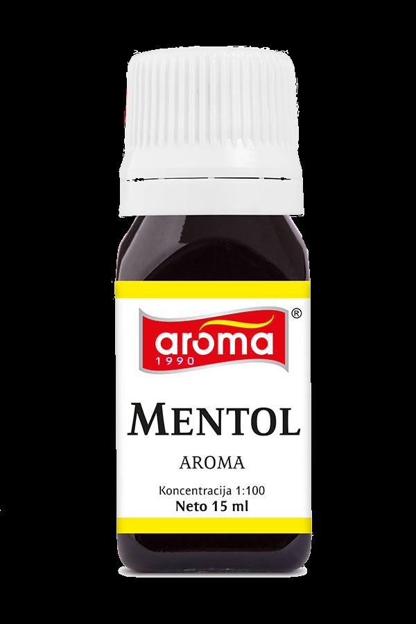 mentol-aroma