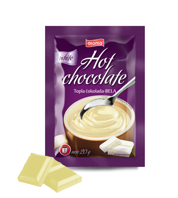topla cokolada bela